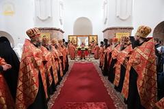 15. Paschal Prayer Service in Svyatogorsk / Пасхальный молебен в соборном храме г. Святогорска