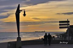 20160501-PS LA BARROSA PUESTA SOL 03 (Jasena) Tags: sunset sol mar playa puesta ocaso castillo barrosa josearroyo jasena