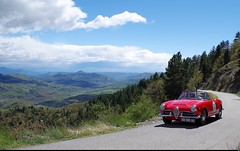Col de Fontbelle (Sebmanstar) Tags: france color cars car alpes french photography automobile europa europe pentax creative voiture creation research passion cote provence paysage campagne col digne couleur creatif dazur flickrsbest fontbelle