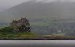 UK - Scotland - Isle of Mull - Duart Castle (Marcial Bernabeu) Tags: uk greatbritain castle scotland unitedkingdom united kingdom escocia isleofmull mull isle isla castillo bernabeu reino unido reinounido marcial duart bernabu duartcastle granbretaa islademull castillodeduart