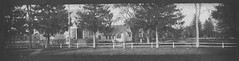 Soldiers Memorial Hall (Madison Historical Society) Tags: park old usa green history museum landscape outside photo interesting flickr exterior shot image outdoor connecticut country picture newengland ct places scene scan madison historical scenes mhs photoalbum conn bostonpostroad towngreen leeacademy madisonhistoricalsociety madisonhistory bobgundersen