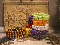 IMG_0426 (Elena Murzina) Tags: hand made bracelet survival   paracord         helenmur