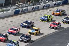 Perhaps one of these cars is your favorite driver ??? (Hazboy) Tags: auto usa car monster race america drive us may racing nascar series delaware sprint dover mile aaa autism speedway 2016 hazboy hazboy1