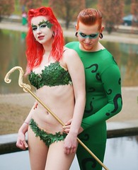 2015-03-14 S9 JB 87955#coht40s20 (cosplay shooter) Tags: anime comics comic cosplay manga lisa leipzig batman cosplayer poisonivy rollenspiel roleplay lbm 100x leipzigerbuchmesse 2015061 2015183 x201606