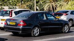 4166666 Rear (rOOmUSh) Tags: gray mercedesbenz 5star eklasse
