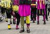 168/366 Spots, Stripes & Legs - 366 Project 2 - 2016 (dorsetpeach) Tags: pink england black yellow dancing legs harbour folk magenta dancer dorset 365 weymouth 2016 morrisdance 366 festival2 aphotoadayforayear 366project second365project hollycopsemolly wessexfolkfestival2wessexfolkfestivalweymouth