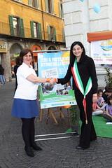 Piazza di Pisa Con Assess. Chiofalo