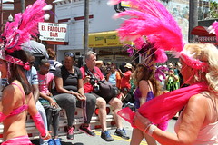 Sf Carnaval (DanceAndRun) Tags: sf carnival pink san francisco breast cancer carnaval cure manal