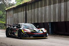 James Hunt themed P1 GTR (Aimery Dutheil photography) Tags: speed canon amazing track fast exotic mclaren british hybrid fos supercar v8 goodwood p1 gtr festivalofspeed mso trackcar jameshunt 70d hypercar mclarenp1 mclarenp1gtr p1gtr