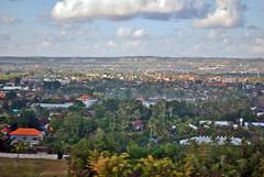 Tidak Ada Gedung Tinggi, Kawan (BxHxTxCx) Tags: city bali aerialview kota fotoudara