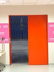 P1010085 (mjaniec) Tags: red hala czerwony czyyny tauronarena