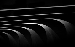 Patterns of Light (Darren LoPrinzi) Tags: 5d canon5d canon miii bw blackandwhite blackwhite mono monochrome architecture architecturalabstract princeton princetonnj princetonuniversity f64g77r1win