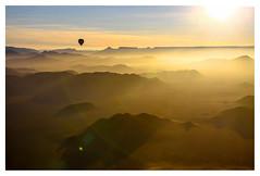 Ballooning Sossusvlei, Namibia (mistermo) Tags: balloon hotairballoon namibia trip travel sunrise canoneos50d canon sossusvlei desert wste scenic nature