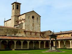 Certosa di Pontignano - 2 (anto_gal) Tags: grande chiesa siena toscana sanpietro chiostro certosa 2016 pontignano castelnuovoberardenga