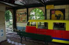 IMGP2499 (Steve Guess) Tags: park electric train zoo miniature citadel railway petit 3rdrail