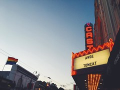 Tomcat (Travis Modisette) Tags: sf sanfrancisco film square castro squareformat kater frameline californialove iphoneography instagramapp uploaded:by=instagram frameline40