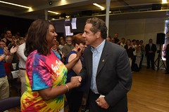 Governor Cuomo Makes an Announcement at LGBT Community Center (governorandrewcuomo) Tags: nyc newyorkcity monument village historic lgbt newyorkstate stonewallinn lgbtmemorialcommission lgbtmovement