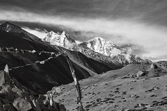 Himalayas (Adept Photography) Tags: nepal stupa monastery nepalese yaks everest himalayas 2016 tengboche stupas