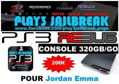 Jordan Emma (play3jailbreak) Tags: france slim emma jordan relay dex commander play3 mondial jailbreak ps3 475 achat 320gb envoi acheter rebug
