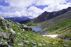 Ptarmigan Lake (Altpro Studio) Tags: mountain lake field landscape san colorado frost outdoor hill national isabel ptarmigan