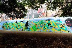 PEDRO, TRUE54 (STILSAYN) Tags: california graffiti oakland bay east pedro area 2015 true54