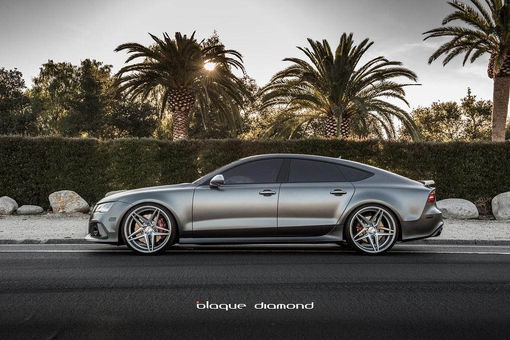 Blaque Diamond Bd 8 2015 Audi Rs7