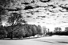 Schafskälte (BM-Licht) Tags: winter germany bayern deutschland bavaria nikon eis winterwonderland penzberg d700 hubkapelle huberersee