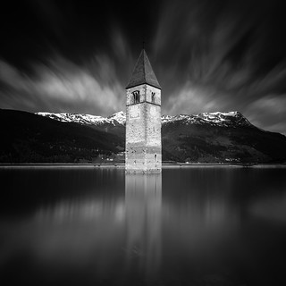 The lost Church of Vinschgau
