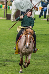 War Face (G&R) Tags: castle canon medieval tournament knights lance lincoln armour jousting javelin 5d3