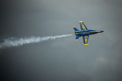 (Mike Miller II) Tags: show blue mike photography photo nikon fighter air jet miller angels nikkor f18 d800 westover