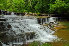 Jock Falls (MarcusDC) Tags: jockfalls waterfall kentucky kentuckywaterfalls waynecounty beavercreek explore280june12015