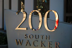 200 South Wacker Drive (Cragin Spring) Tags: city urban usa chicago illinois midwest downtown unitedstates unitedstatesofamerica chitown il number chicagoillinois chicagoil windycity