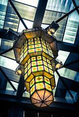 Lighting, The Grace Building (S.P. Bailey) Tags: sydney 1930 ceilinglights gracebuilding commercialgothic 7779yorkstreet dtmorrowandpjgordon