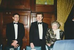 Richard Lancelyn Green, Christopher Frayling & Freda Howlett