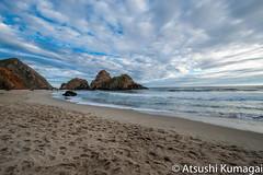 Pfeiffer Beach - Big Sur, CA (kumagai.atsushi) Tags: ocean beach big amazing waves state bigsur rocky formation coastal sur pfeiffer