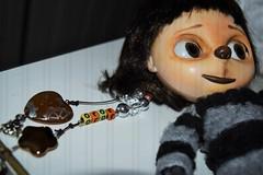Jojo's Pull-Strings. (OvertheLuna12) Tags: black cute grey doll who strings blythe drseuss jojo charms hortonhearsawho