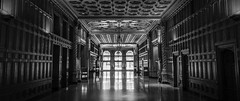 Grand Hall. Millennium Biltmore Hotel. Los Angeles,CA (DTG Photography) Tags: california white black history hotel hall los angeles millennium southern hotels biltmore