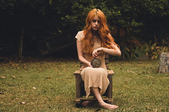 IMG_4695 (luisclas) Tags: canon photography ginger photo redhead lightroom heterochromia presets teamcanon instagram