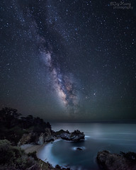 Milkyway McWay (Jaykhuang) Tags: california nightphotography stars coast bigsur pacificocean waterfalls milkyway californiastatepark mcwayfalls juliapfeifferburns jayhuangphotography