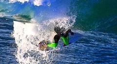 surfing - Tel-Aviv beach (Lior. L) Tags: sea beach telaviv surf action surfer surfing