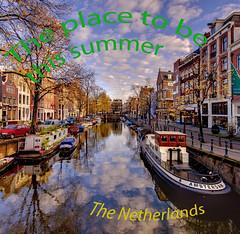 Canal. Amsterdam. Netherland (jakedietsch) Tags: amsterdam canals cities europe netherland holland netherlands