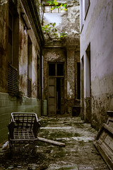 Bloody sunday (Frank Perrucci) Tags: old hospital decay catanzaro