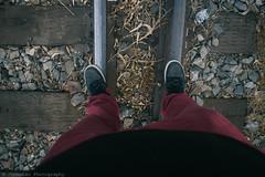 M Y S T E R Y W A Y (Jonhatan Photography) Tags: urban canon foot shoe explorer down adventure rails revive tiltil