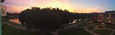 Sunrise at 6 (Thanks for 1.5 Million Views!!) Tags: trees sky sunlight water clouds sunrise reflections river pano scenic panoramic wdw waltdisneyworld panaramic panaroma portorleans centralflorida sassagoulariver disneysportorleans disneysportorleansfrenchquartersresort chadsparkesphotography iphonese appleiphonese