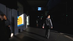 Looking Back | Everybodystreet | Streets Of Sydney at Herms (eeemmmiii) Tags: lookingback streetsofsydney everybodystreet