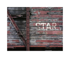 star (ha*voc) Tags: urban texture film mediumformat rotterdam urbandecay rangefinder 220 80mm urbanfragments fujiprovia100 mamiya7ii katendrecht