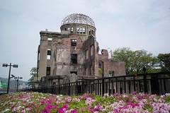 Atomic Bomb Dome (bloodyeyeballs) Tags: leica spring hiroshima april atomic atomicbomb abomb 2016 peacememorial leicam240