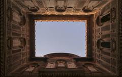 patio (lvaro argelles) Tags: india fort perspective patio squared jodhpur rajastan mehrangarh
