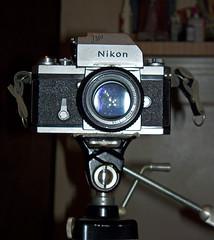 Nikon F #1 (inetjoker) Tags: nikon f meter