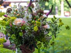 Floral Arrangement_0011 (smack53) Tags: flowers plants floral canon outside outdoors spring blossoms powershot floralarrangement springtime g12 canonpowershotg12 smack53